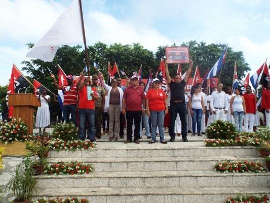 El Camagüey ratifica desde Vertientes compromiso de preservar conquistas del Socialismo cubano (+ Fotos)
