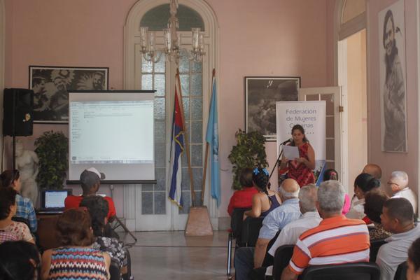Combatientes del Moncada destacan protagonismo femenino en Cuba