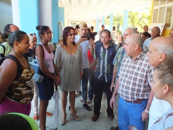 Destaca Vicepresidente Morales Ojeda aportes de Universidad de Camagüey al desarrollo (+ Fotos)