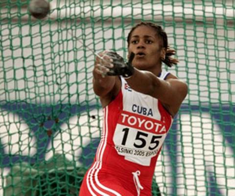 Cuba completa titulares olímpicas en todas las áreas de lanzamiento