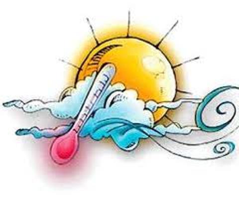 Anuncian en Cuba calor, algunos chubascos y tormentas eléctricas