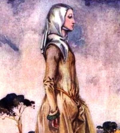 Describe estudio migración femenina en la Europa medieval