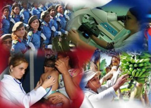 Camagüey: la Revolución en manos de mujer