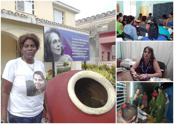 Reconocen protagonismo de la mujer camagüeyana en la gestión de Gobierno