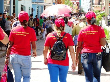 Federación de Mujeres Cubanas, organización sólida e invencible al servicio de la Revolución