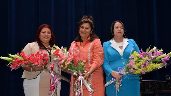 Mujeres guiarán en Camagüey nuevo mandato de Asamblea Provincial del Poder Popular (+ Fotos)