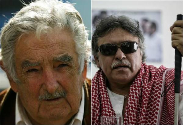 Envía Mujica mensaje a Santrich y le pide fe en la vida
