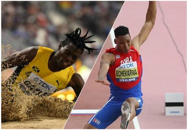 Camagüeyano Echevarría termina con bronce en Mundial de Atletismo