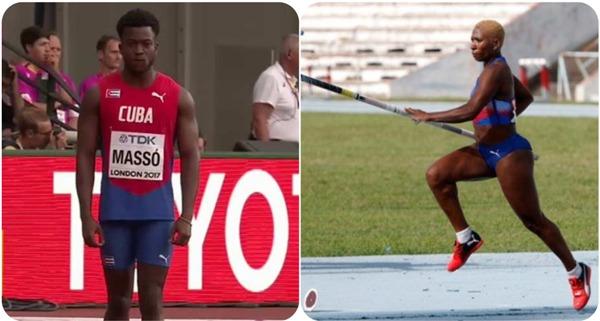 Cuba garantiza presencia en final de pértiga y salto largo del Mundial de Atletismo