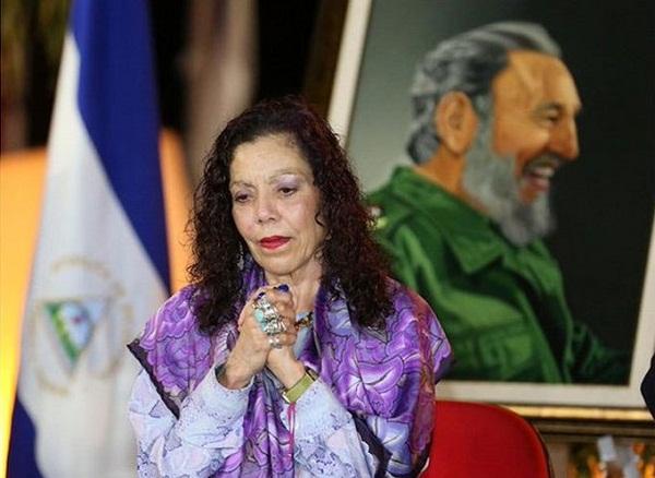 Rememora Vicepresidenta de Nicaragua vida de Fidel Castro y Tomás Borge