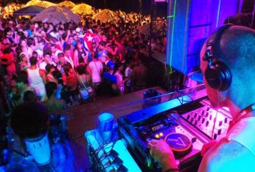 Desde hoy en Cuba, Festival de Música Electrónica Eyeife