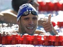Gana plata en España nadador cubano Hanser García