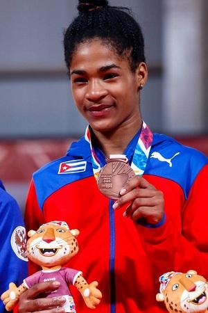 Bronce de judoca Nahomi Acosta, primera medalla de Cuba en Olimpiadas juveniles (+ Fotos)