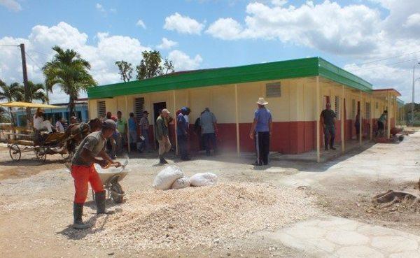Terminan obras sociales en el camagüeyano municipio de Najasa
