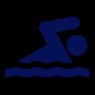 Novel nadadora camagüeyana suma tres títulos en torneo escolar