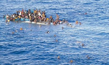 Califican el 2015 como año mortífero en el flujo migratorio hacia Europa