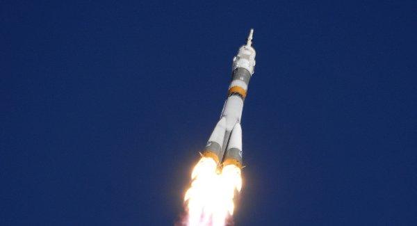 Rusia lanza nave de carga Progreso MS-08
