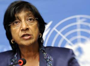 Recibe Alta Comisionada de ONU a esposa de antiterrorista cubano Gerardo Hernández