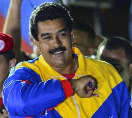 Recibe Nicolás Maduro a autoridades cubanas