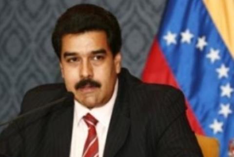 Subraya Maduro necesidad de integración de países árabes y latinoamericanos