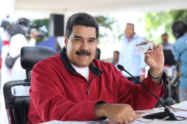 Nicolás Maduro agradece ayuda médica cubana a Venezuela