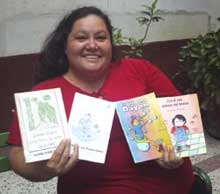 Editorial camagüeyana publica por vez primera obra para niños