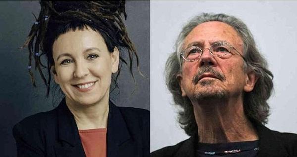 Premio Nobel de Literatura para escritores europeos
