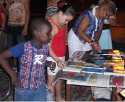 La lectura entre los protagonistas de jornada clausura de verano en Camagüey