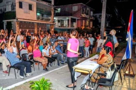Concluyen hoy asambleas de nominación de candidatos de actual proceso eleccionario cubano