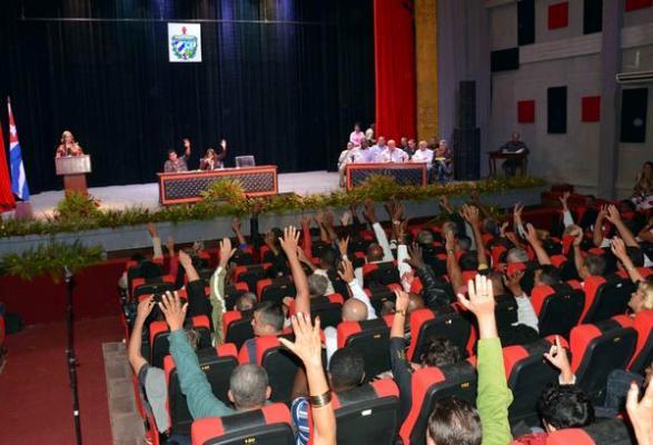 Aprobó Camagüey a sus candidatos a la Asamblea Provincial y el Parlamento cubano (+Fotos)