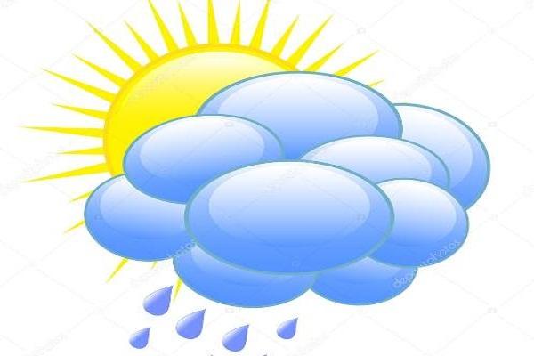 Pronostican en Cuba calor y algunas lluvias