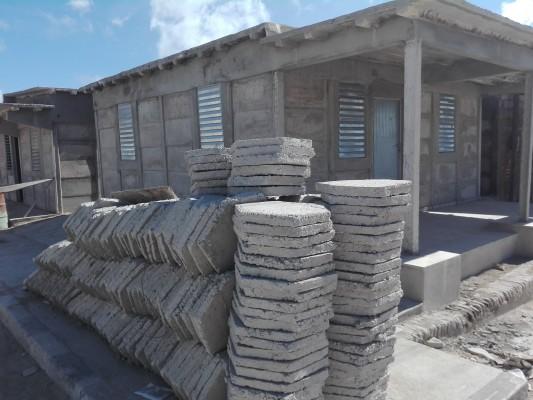 Advances housing construction program in Camagüey Nuevitas ( Photos)