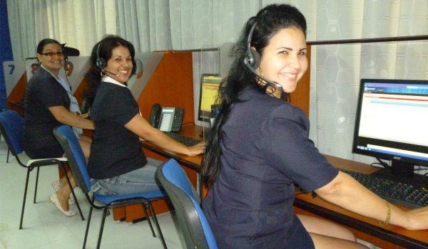 Habilitan servicio para la recepción de afectaciones eléctricas en Camagüey