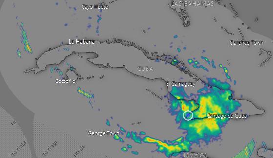 Lluvias en Camagüey ante próxima llegada de tormenta tropical a la provincia