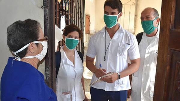Nuevo protocolo del Ministerio de Salud Pública ya se aplica en Camagüey