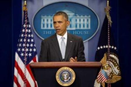 Obama respaldará a Francia para capturar a los autores de atentados
