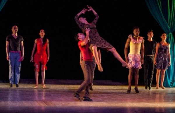 A escena, dos estrenos del Ballet Contemporáneo de Camagüey