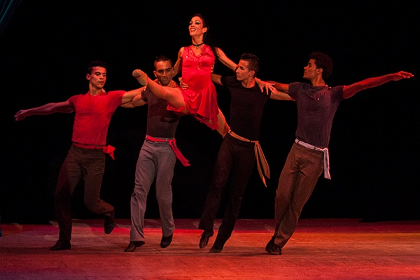 Contemporary Ballet of Camaguey proposes premieres to its public