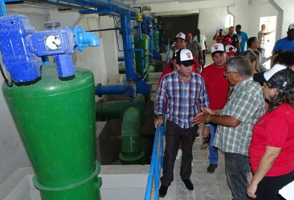 Revitalizan en Camagüey obras de beneficio social (+Fotos)