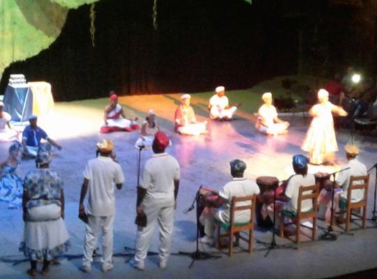 Ballet Folclórico de Camagüey ofrece al público música y danza de Oddí-Oché