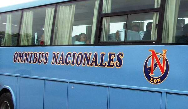 Restablecido servicio de transportación de pasajeros en Cuba