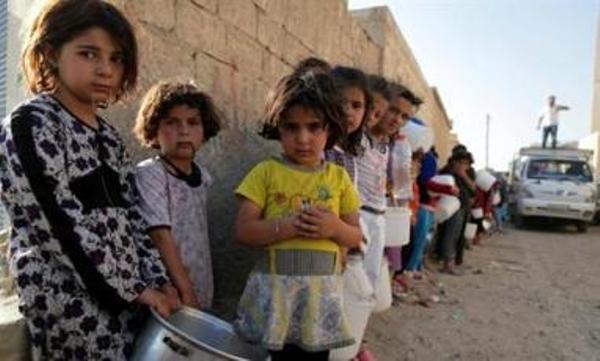 La cuarta parte de los niños del mundo vive en situación de crisis