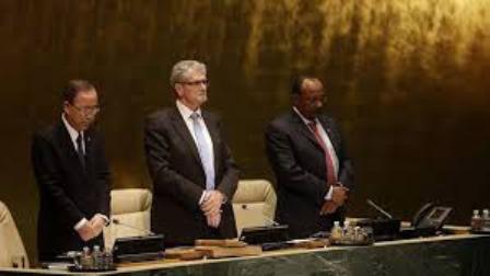 Dedica la ONU tributo a víctimas del terrorismo