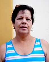 Maritza Guerra Pera.