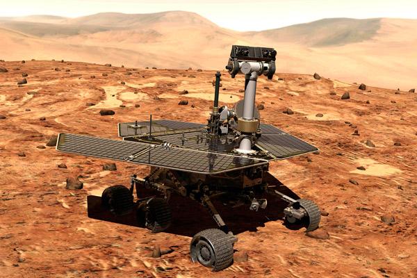 ¿Alguien puede reclamar la propiedad de Marte o de los asteroides?