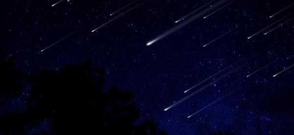 Alcanzará máxima visibilidad hoy lluvia de estrellas Oriónidas