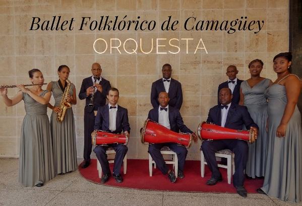 Orquesta del Ballet Folclórico de Camagüey propone estrenos en concierto
