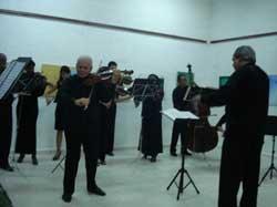 Orquestas dedican en Camagüey regalo musical a la UNEAC