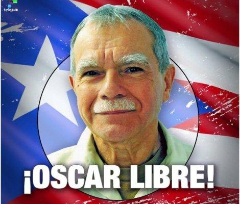 Indulta Obama al preso político puertorriqueño Oscar López Rivera