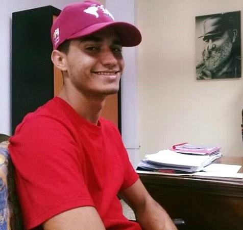 El compromiso juvenil en la sonrisa de Norbis Cabrera (+Fotos y audio)